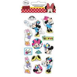 GIM Disney Minnie Mouse Αυτοκόλλητα Shining 773-13833 5204549115583