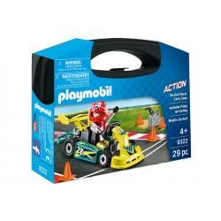 Playmobil Go-Kart Racer Carry Case 9322 4008789093226