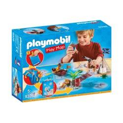 Playmobil Επιφάνεια παιχνιδιού Πειρατική περιπέτεια 9328 4008789093288