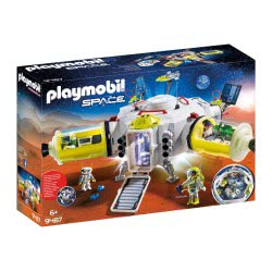 Playmobil Mars Space Station 9487 4008789094872