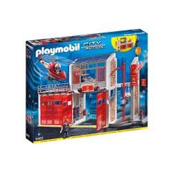 Playmobil Μεγάλος Πυροσβεστικός Σταθμός 9462 4008789094629