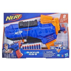 Hasbro N-Strike Elite Rukkus ICS-8 E2654 5010993543861