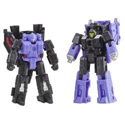 Hasbro Transformers Generations War for Cybertron: Siege - Storm Cloud and Visper E3420 / E3560 5010993550968