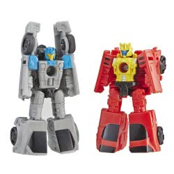 Hasbro Transformers Generations War For Cybertron: Siege - Roadhandler And Swindler E3420 / E3557 5010993550920