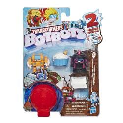 Hasbro Transformers Botbots Toys Series 1 Toilet Troop Φιγούρες Έκπληξη - 3 Σχέδια E3486 / E4137 5010993549009