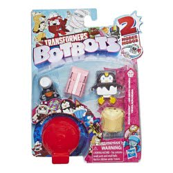 Hasbro Transformers BotBots Toys Series 1 Sugar Shocks Φιγούρες Έκπληξη - 3 Σχέδια E3486 / E4136 5010993548989