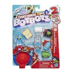 Hasbro Transformers Botbots Toys Series 1 Jock Squad Surprise Figures - 4 Designs E3494 / E4144 5010993549023
