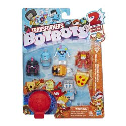 Hasbro Transformers Botbots Toys Series 1 Creaser Gang Φιγούρες Έκπληξη - 4 Σχέδια E3494 / E4143 5010993549016