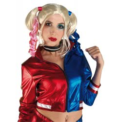 CLOWN Wig Rebel Girl 72369 5203359723698