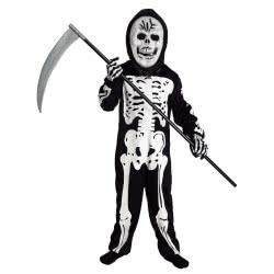 CLOWN Στολή Αποκριάς Σκελετός - Skeletor Νο. 10 01410 5203359014109