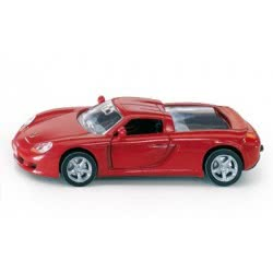 siku Αυτοκινητάκι Porsche Carrera GT/50/HK SI001001 4006874010011