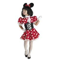 CLOWN Kids Costume Miss Mouse Νο. 08 14908 5203359149085
