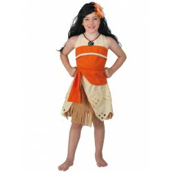 CLOWN Kids Costume Noama - Hawaian Νο. 08 86208 5203359862083