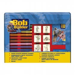 Disney Σφραγίδες Bob The Builder . 8009233046764