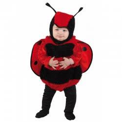 CLOWN Στολή Αποκριάς Πασχαλίτσα - Love Bug (Bebe) Νο. 24 79324 5203359793240