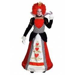 CLOWN Kids Costume Queen Of Hearts Νο. 08 06608 5203359066085