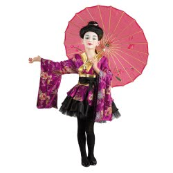 CLOWN Kids Costume Shanghai Queen Νο. 08 10108 5203359101083