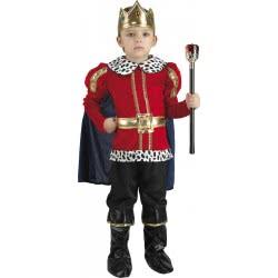 CLOWN Στολή Αποκριάς Βασιλιάς Νο. 06 20406 5203359204067