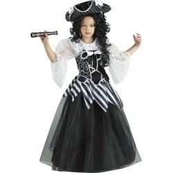 CLOWN Kids Costume Queen Of The Seas Νο. 12 08312 5203359083129