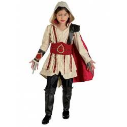 CLOWN Kids Costume Assasin (Girl) Νο. 14 49514 5203359495144