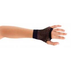 CLOWN Κοντά Διχτυωτά Γάντια 10 Εκ. - Μαύρο 71361 5203359713613