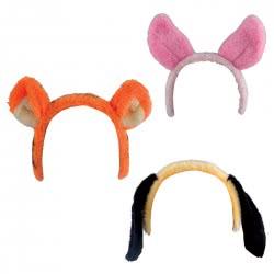 CLOWN Παιδική Στέκα Ζωάκια - Animals - 3 Σχέδια 70542 5203359705427