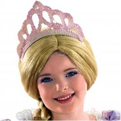 CLOWN Princess Tiara - Pink 71364 5203359713644