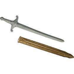CLOWN Sword Of Roman With Gold Case 71974 5203359719745