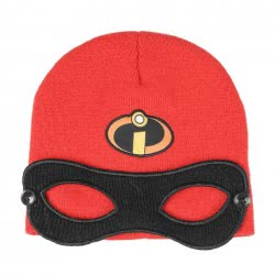 Cerda The Incredibles Winter Hat Red 2200003278 8427934200870