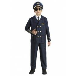 CLOWN Carnaval Costume Pilot Νο. 10 88310 5203359883101