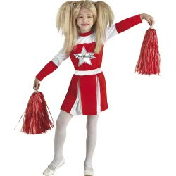 CLOWN Carnaval Costume Red Cheer Νο. 12 89112 5203359891120