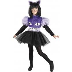CLOWN Carnaval Costume Sweet Kitty Νο. 04 05604 5203359056048