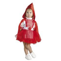 CLOWN Αποκριάτικη Στολή Κοκκινοσκουφίτσα - Red Hood Baby (Bebe) Νο. 36 17936 5203359179365