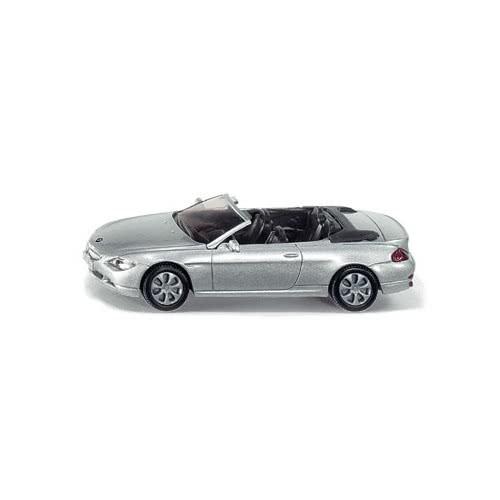 siku Αυτοκινητάκι BMW 645I Cabrio Convertible/50/HK SI001007 4006874010073