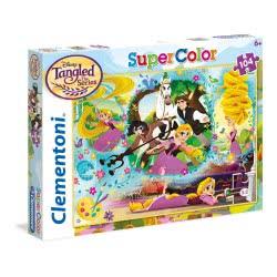 Clementoni ΠΑΖΛ 104 S.C. Princess - Rapunzel 27084 8005125270842