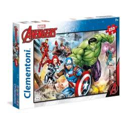 Clementoni Παζλ 250 S.C Avengers 29742 8005125297429