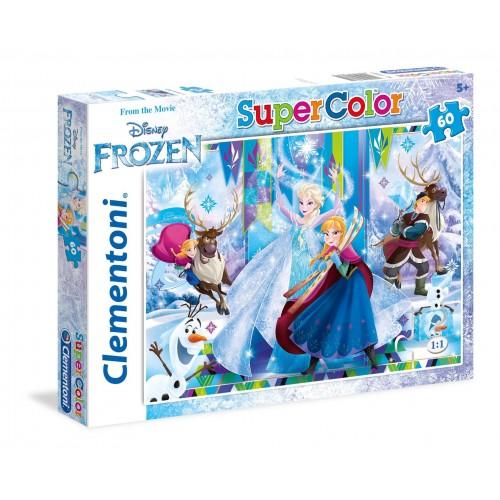 Clementoni ΠΑΖΛ 60 S.C. Frozen 26981 8005125269815