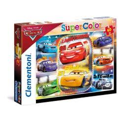 Clementoni ΠΑΖΛ 60 S.C. Cars 3 1200-26983 8005125269839