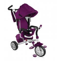 Lorelli Ποδηλατάκι Τρίκυκλο B302A Violet/White 1005009 1607 3800151910459