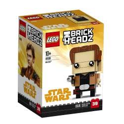 LEGO BrickHeadz Han Solo 41608 5702016110975