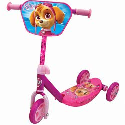 As company Scooter Paw Patrol Κοριτσι 5004-50166 5203068501662