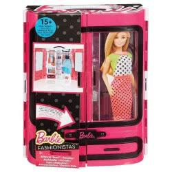 Mattel Η Νέα Ντουλάπα Της Barbie DMT57 887961287486