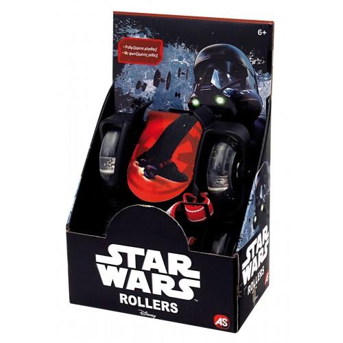 As company Rollers Star Wars Με Φωτιζόμενες Ρόδες 1540-66321 5203068663216