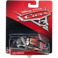 Mattel Disney/Pixar Cars 3 Phil Tankson αυτοκινητάκι die-cast DXV29 / FGD70 887961502299