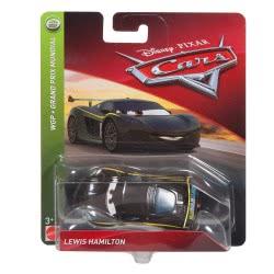 Mattel Disney/Pixar Cars 3 Lewis Hamilton Αυτοκινητάκι Die-Cast DXV29 / FLM11 887961561784