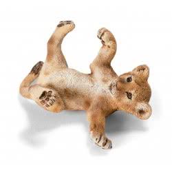 Schleich Λιονταράκι που παίζει Ξαπλωτό SC14376 4005086143760