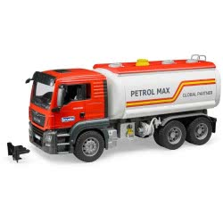 bruder Φορτηγό Βυτιοφόρο Man Petrol Max BR003775 4001702037758