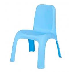 NEKTAR PLAST Καρεκλάκι Πλαστικό Ματ Μπλε χρώμα 0188-BLUE 5200101151884