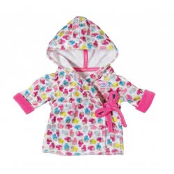 Zapf Creation Baby Born Annabell Bathrobe ZF822463 4001167822463