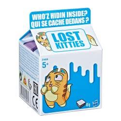 Hasbro Lost Kitties Γατούλες - Blind Box E4459 5010993532971